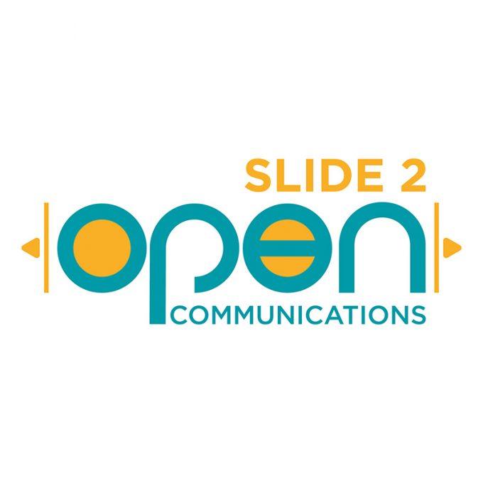 Slide2Open Communications